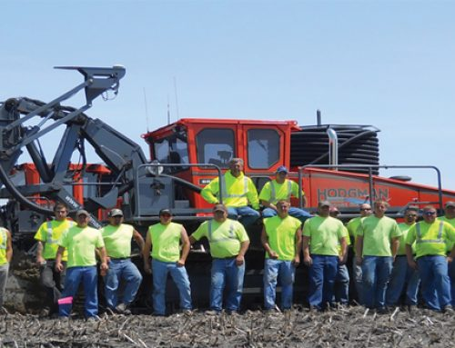 AG Drainage Company | The Eye in the Sky
