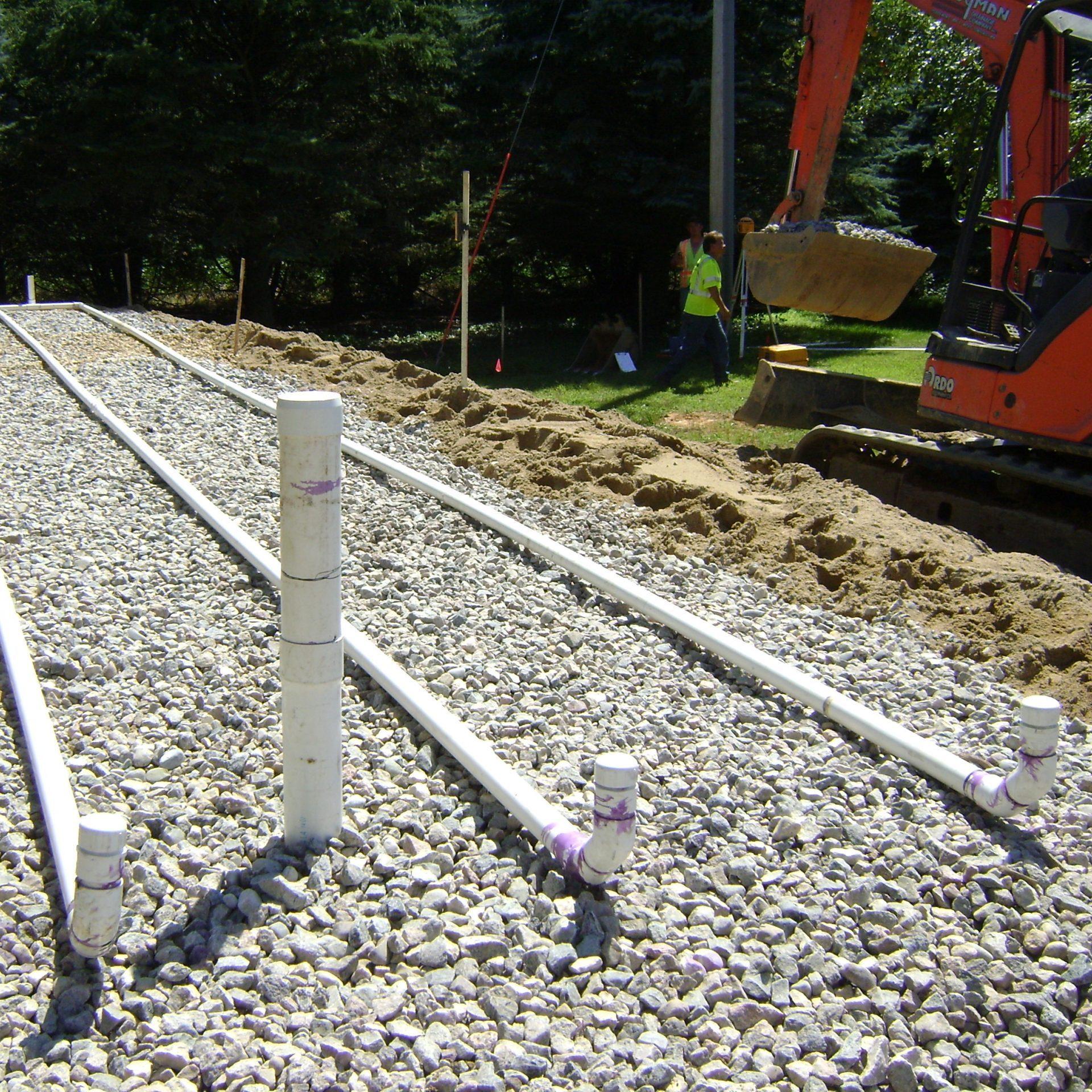 drain tile repair