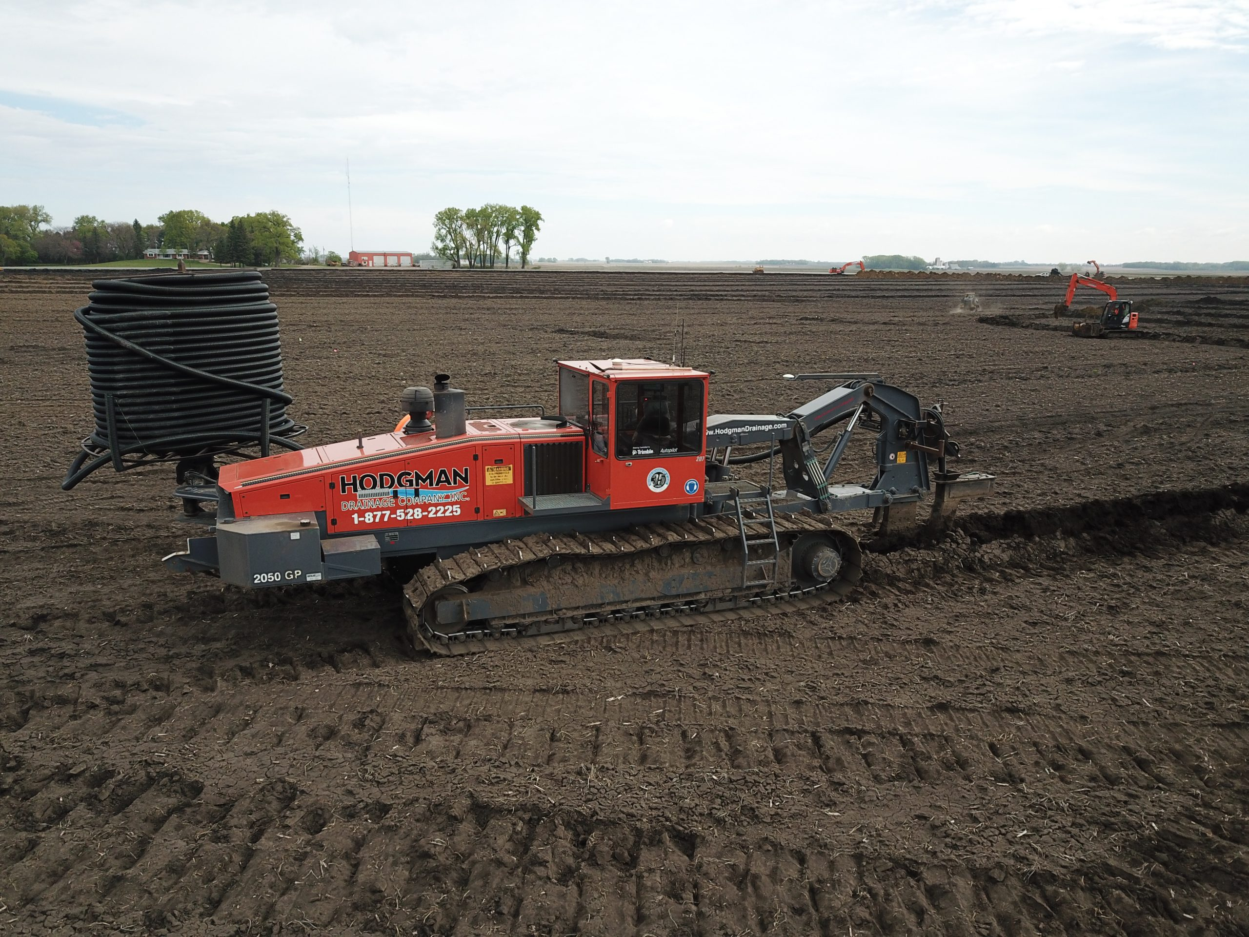 agricultural drainage company