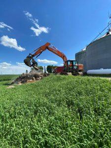ag drainage company