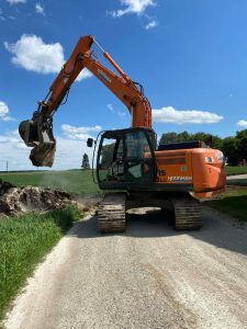 excavation and drainage companies