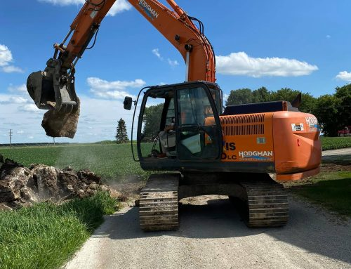 What Services are Offered by Excavation and Drainage Companies?