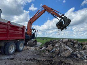 excavation company