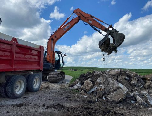 Excavation contractor | Excavation Starts with Experience
